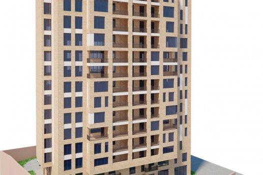 Acharyan St. 37/34, Quadra Construction