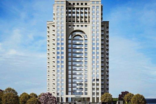 **Davtashen Bridgeview Residential Complex, HAEKSHIN Construction (ANPP Construction)