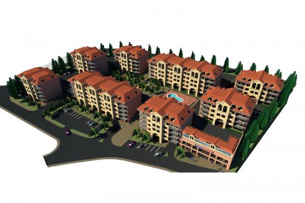 Cascade Hills Residential Complex