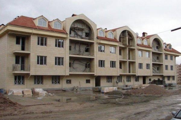Ход Строительства Каскад Хиллс, Январь 2013