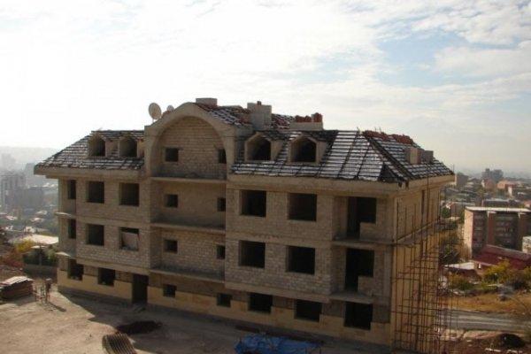 Cascade Hills Construction Progress, October 2012