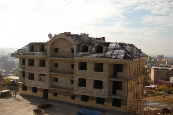 Կասկադ Հիլզ, Շինարարության Ընթացքը, Հոկտեմբեր 2012