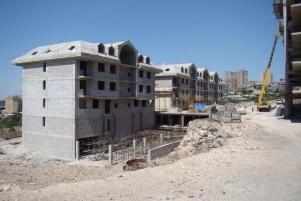 Կասկադ Հիլզ, Շինարարության Ընթացքը, Մայիս 2012