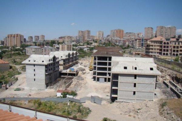 Ход Строительства Каскад Хиллс, Май 2012