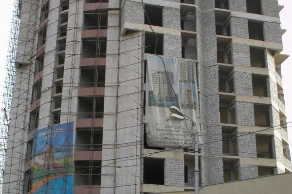 Construction Progress, September 2012
