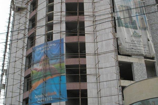 Շինարարության Ընթացքը, Սեպտեմբեր 2012