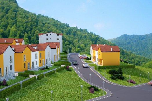 Dilijan Housing Complex, National Social Housing Association (ASBA)