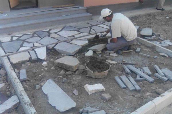Շինարարության Ընթացքը, Օգոստոս 2014