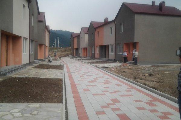 Construction Progress, August 2014