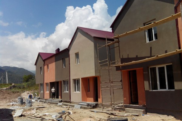 Շինարարության Ընթացքը, Հուլիս 2014