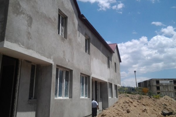 Շինարարության Ընթացքը, Հունիս 2014