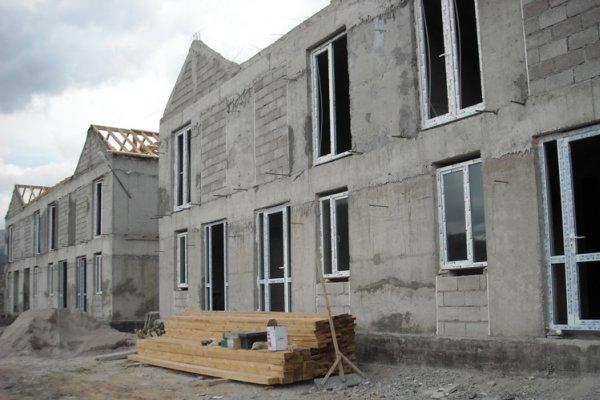 Construction Progress, May 2014