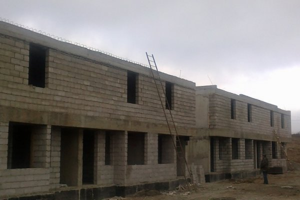 Շինարարության Ընթացքը, Նոյեմբեր 2013