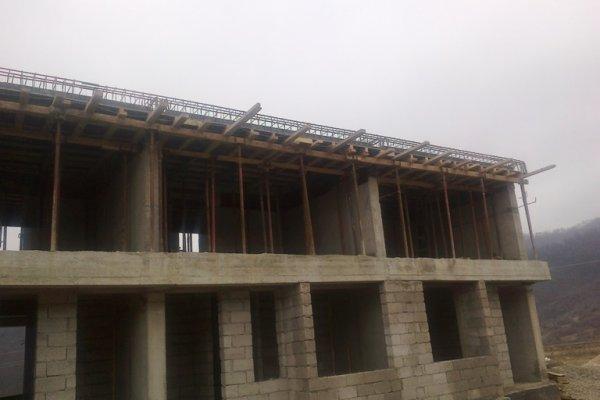 Construction Progress, November 2013