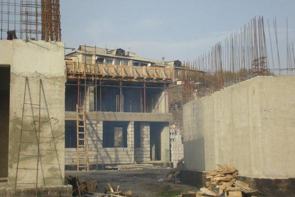 Շինարարության Ընթացքը, Հոկտեմբեր 2013