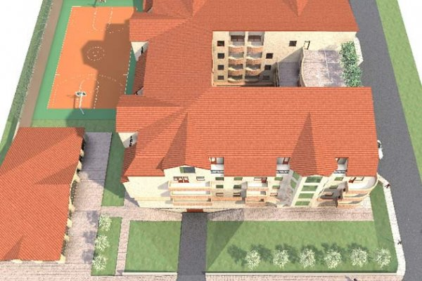 Bagrevand Residential Complex