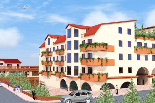 Bagrevand Residential Complex, EcoPanel Group