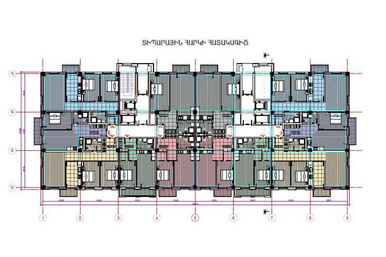 Typical Floor Layout
