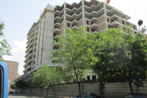 Construction Progress, July 2013