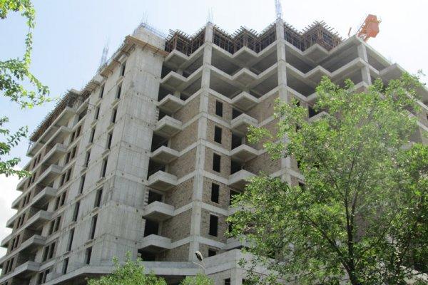 Շինարարության Ընթացքը, Հուլիս 2013