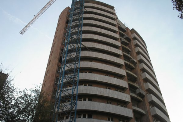 Շինարարության Ընթացքը, Նոյեմբեր 2010