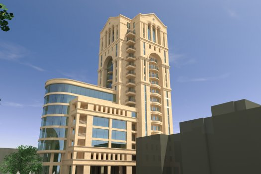 *MonArch Residential Complex, Monarch