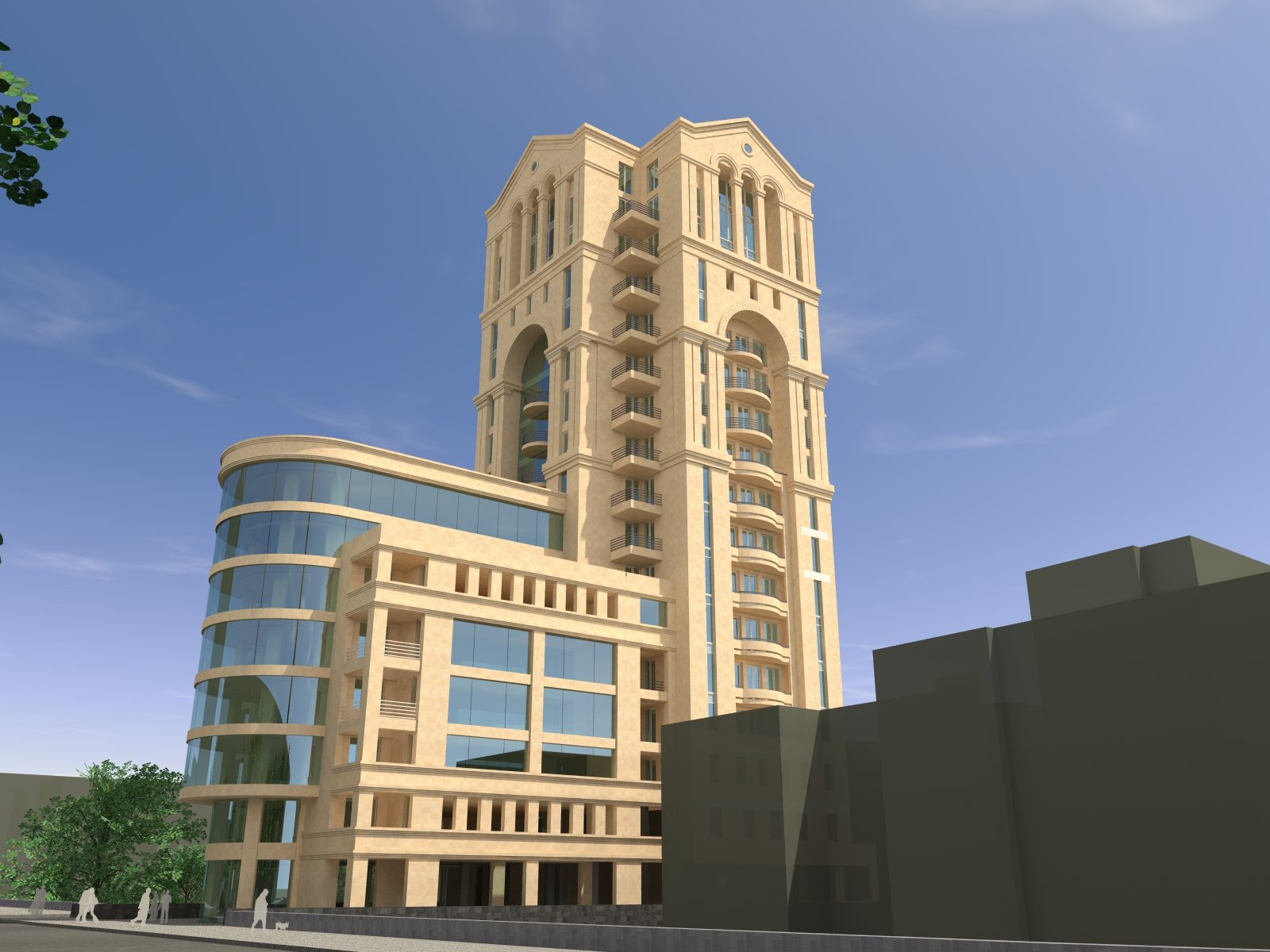*MonArch Residential Complex