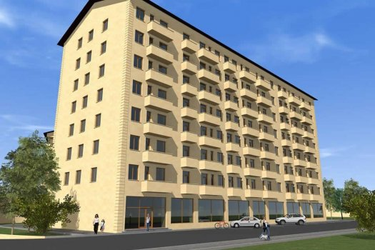 Nor Nork, Gyurjyan St., Yerkir Real Estate Agency