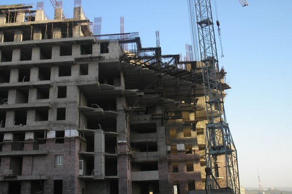 Construction Process, 2009-2010