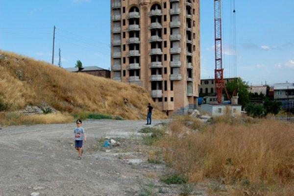 Construction Progress, July 2011