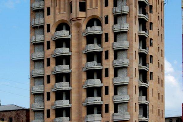 Շինարարության Ընթացքը, Հուլիս 2011