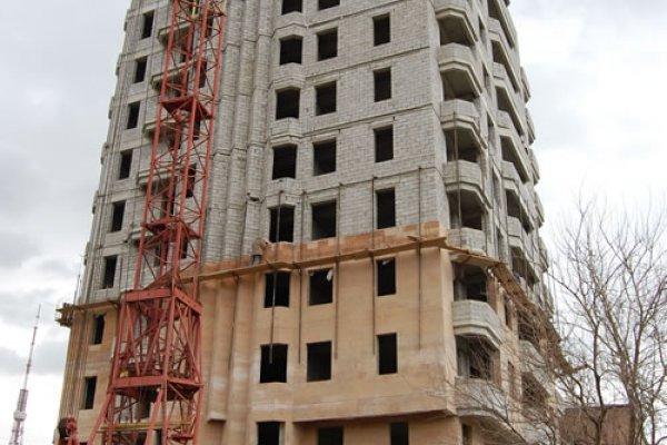 Շինարարության Ընթացքը, Մարտ 2011