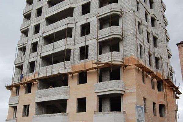Construction Progress, March 2011