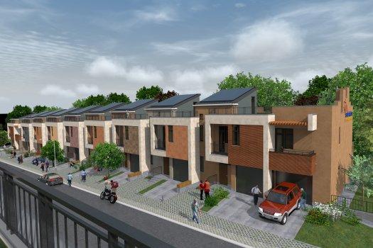 Solar City, Solar City