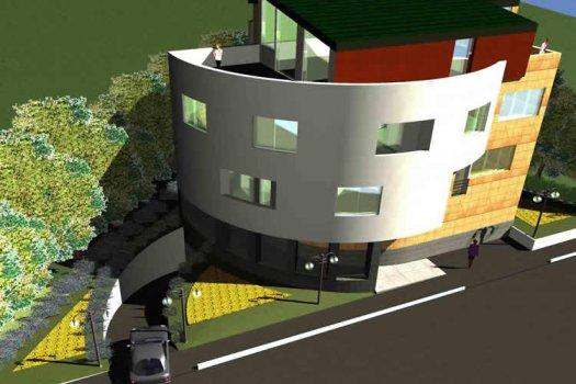 Urban House, Urban Unit