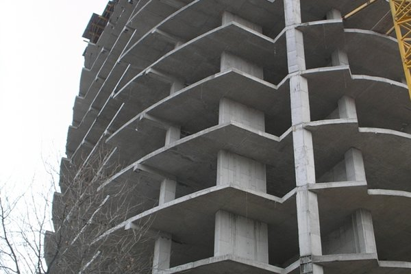 Construction Progress, March 2013