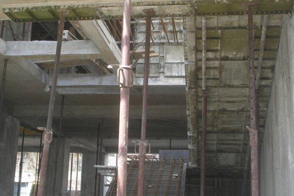 Ход Строительства, Апрель 2012