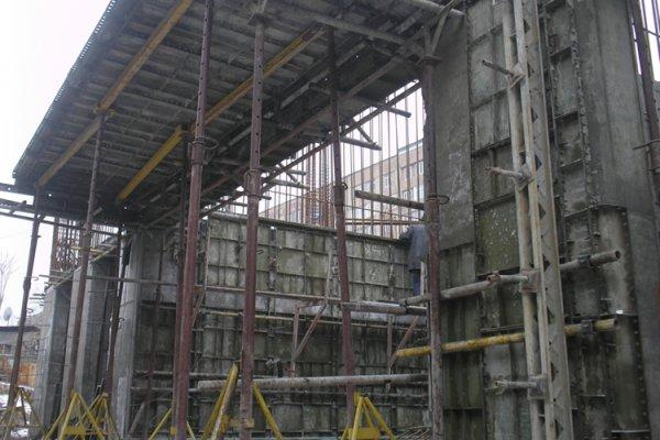 Construction Progress, December 2011