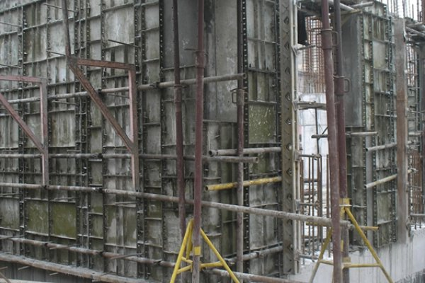 Շինարարության Ընթացքը, Դեկտեմբեր 2011