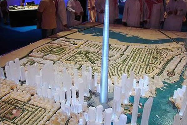 Kingdom Tower To Be The World's Tallest Building