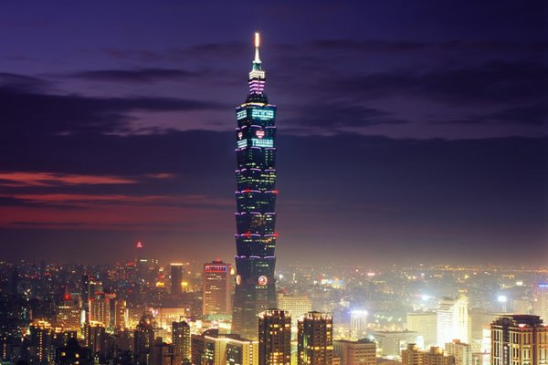 Taipei 101 Becomes World's Tallest Green Building
