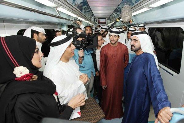 Dubai Metro Green Line to Open In September