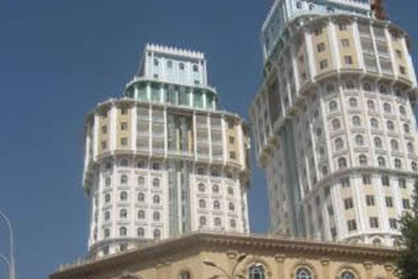The Tallest Building Of Tajikistan Put Into Operation In