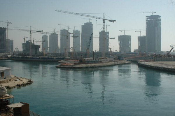 UAE Cancelled US$ 170 Billion Worth Construction Projects