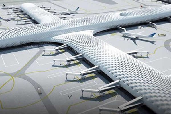 China To Build World's Biggest Airport