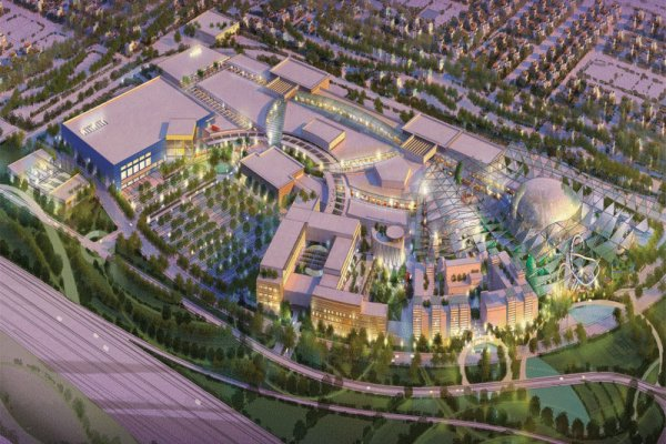 Work to Start on Doha Festival City In Days