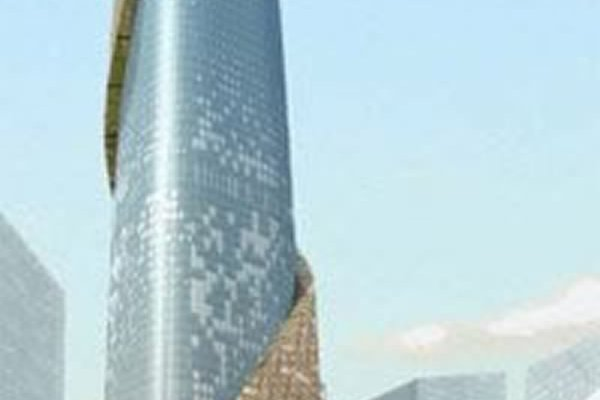 World's Most Expensive Building Being Built In Seoul