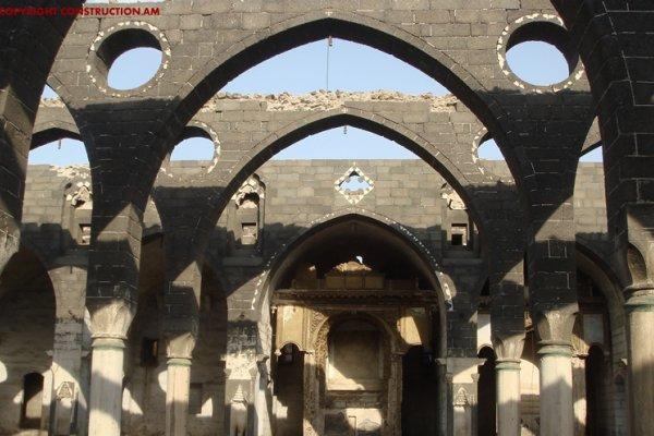 Armenian church without Armenians