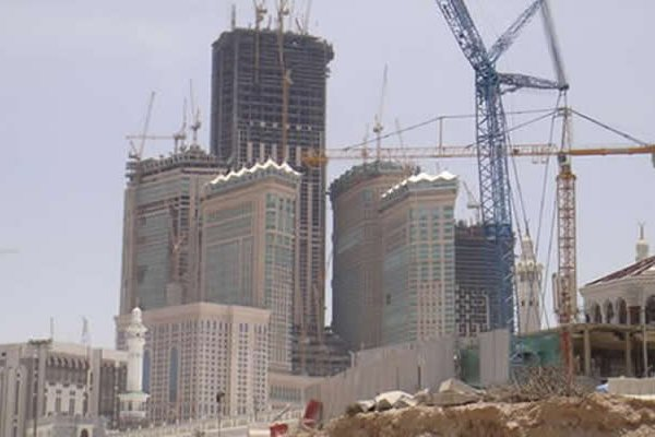 119 Hotels Seen Being Built In Middle East / Africa in 2011