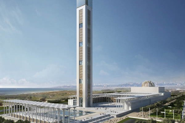 World's Third Largest Mosque to Built In Algeria